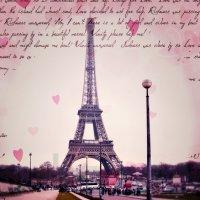 моя открытка Парижа :: Galina Belugina