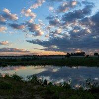 Утро на рыбалке :: Дмитрий Сиялов