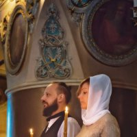 Венчаные :: Павел Ремизов