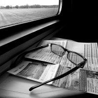Поезд мчится... :: Владимир Секерко