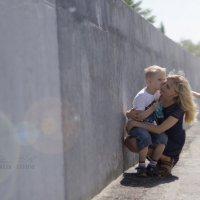 мама и сын :: Юлиана Филипцева