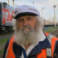 Железнодорожник :: Алексей Golovchenko