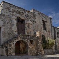 Монастырь Писо Превелли,Крит :: Priv Arter