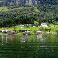 Норвежские фьорды :: Лара Амелина