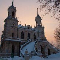 Рассвет в Быково :: Alexander Petrukhin