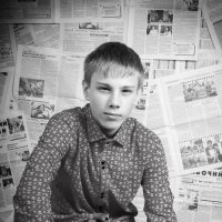 Алданский парень :: Natalia Petrenko
