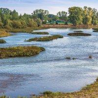Когда мелеют реки :: Любовь Потеряхина