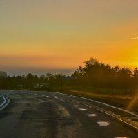 Утренний свет :: юрий Амосов