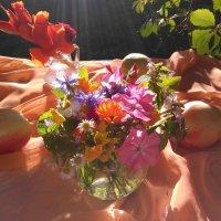 в солнечных лучах :: Mariya laimite