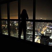 Ночной Бангкок с 72 этажа :: Кирилл Антропов