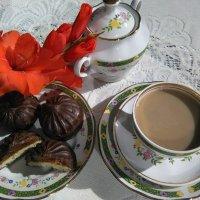 лёгкий кофе в полдень :: Mariya laimite