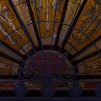 Витраж Ливадийского дворца :: Павел Белоус