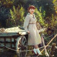 Девушка из прошлого :: Виктор Седов