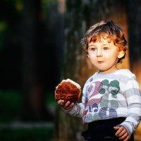 Булка и малыш))) :: Максим Жидков