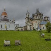 Николо-Теребенский женский монастырь. :: Михаил (Skipper A.M.)