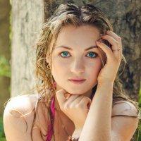 Голубые глаза :: Ольга Микова