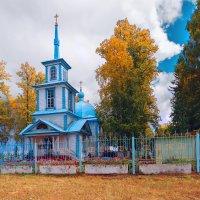 Деревянные храмы России :: Виктор Добрянский