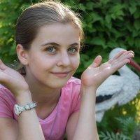 Я сегодня во сне полетела... :: Ирина Данилова