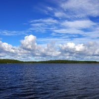 Сайменское озеро :: Валерий Новиков