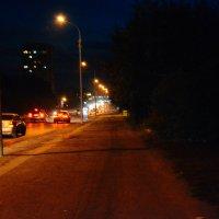 ночная дорога :: Света Кондрашова