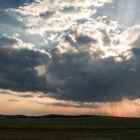 Облако и солнце :: Nataliya Belova