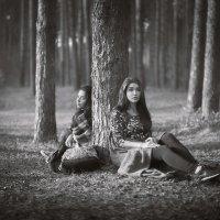 Девушки и лес :: Алекс Римский