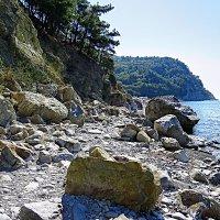 Пройден Прасковеевский пляж :: Валерий Дворников
