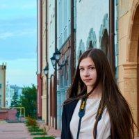 Моя коллега и просто шикарная модель. :: Svetlana Stepanova