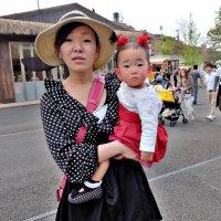Посетители Higashiyama Zoo  Нагоя :: Swetlana V