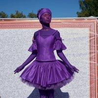 Живая статуя :: Сергей Черепанов