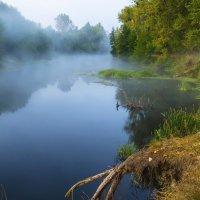 Дыхание реки :: Сергей Корнев