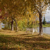 Осень.... :: Марат Шарипов