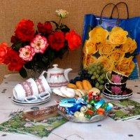Мамин праздник... :: Тамара (st.tamara)