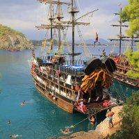 Пиратский залив :: Михаил Кашанин