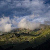 IMG_4777 облака над вершиной :: Олег Петрушин