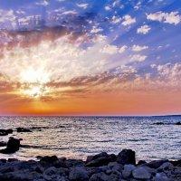 ...Sunset color :: Александр Липецкий