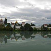 Москва.Новодевичий монастырь. 2016г. :: Виталий Виницкий