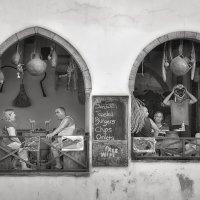 Неторопливый вечер в деревушке Беллапаис :: Anna Lipatova