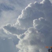 "из цикла ""Чудесные облака цвета сливочного мороженого"" :: Ivolga"