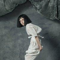 Puff girl :: Илья Блинов
