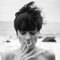 Вдох. Выдох. Море. :: Alex Krivtsov