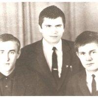 Я студент  (1966-1969)... :: Миша Любчик