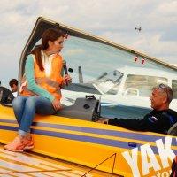 А ВЫ, не боитесь летать? :: Alexey YakovLev