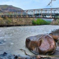 Река Малка :: Владимир Богославцев(ua6hvk)