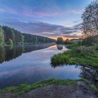 Тихий осенний вечер :: Dmitriy Martynenko