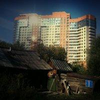 Урбанизация :: Елена Бушуева