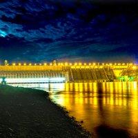 Красноярская ГЭС :: Maksim Polunin