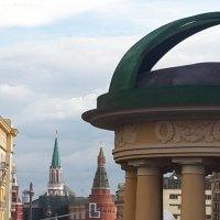 Москва, день города :: Борис Соловьев