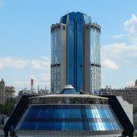Торгово-пешеходный мост :: Марина Шанаурова (Дедова)