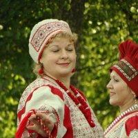 в танце :: Михаил Жуковский
